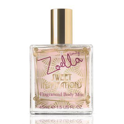 Zoella Beauty Sweet Inspirations Body Mist 45ml Feelunique Com