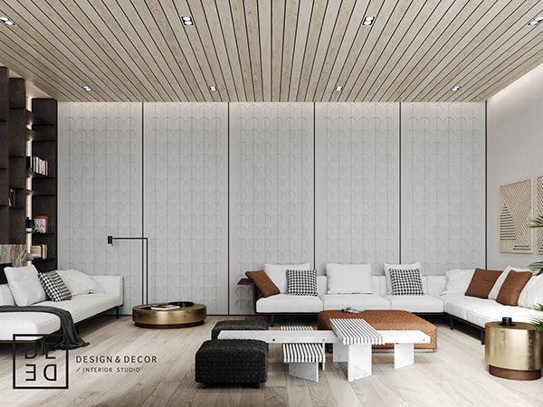 De De Villa On Cyprus First Floor On Behance With Images