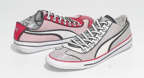 aluminum politician An effective  Puma 917 - Popart Pack - Roy Lichtenstein - SneakerNews.com | Pop art,  Lichtenstein pop art, Pop art costume