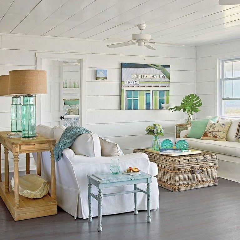 10+ Wonderful Rustic Costal Home Decorating Ideas ...