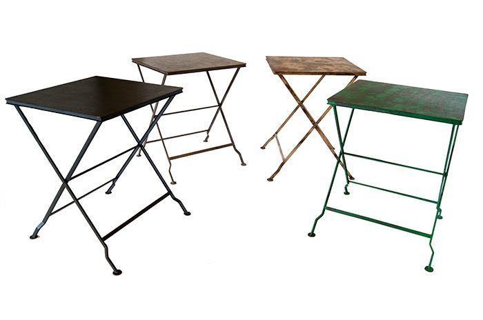 Mesas amaya mesas para uso en hosteleria met licas y for Mesas plegables hosteleria