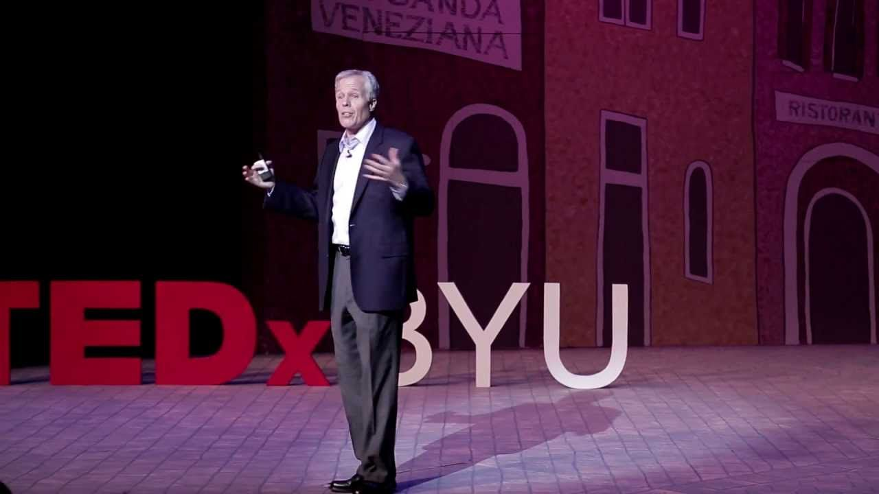 Change Behavior- Change the World: Joseph Grenny at TEDxBYU