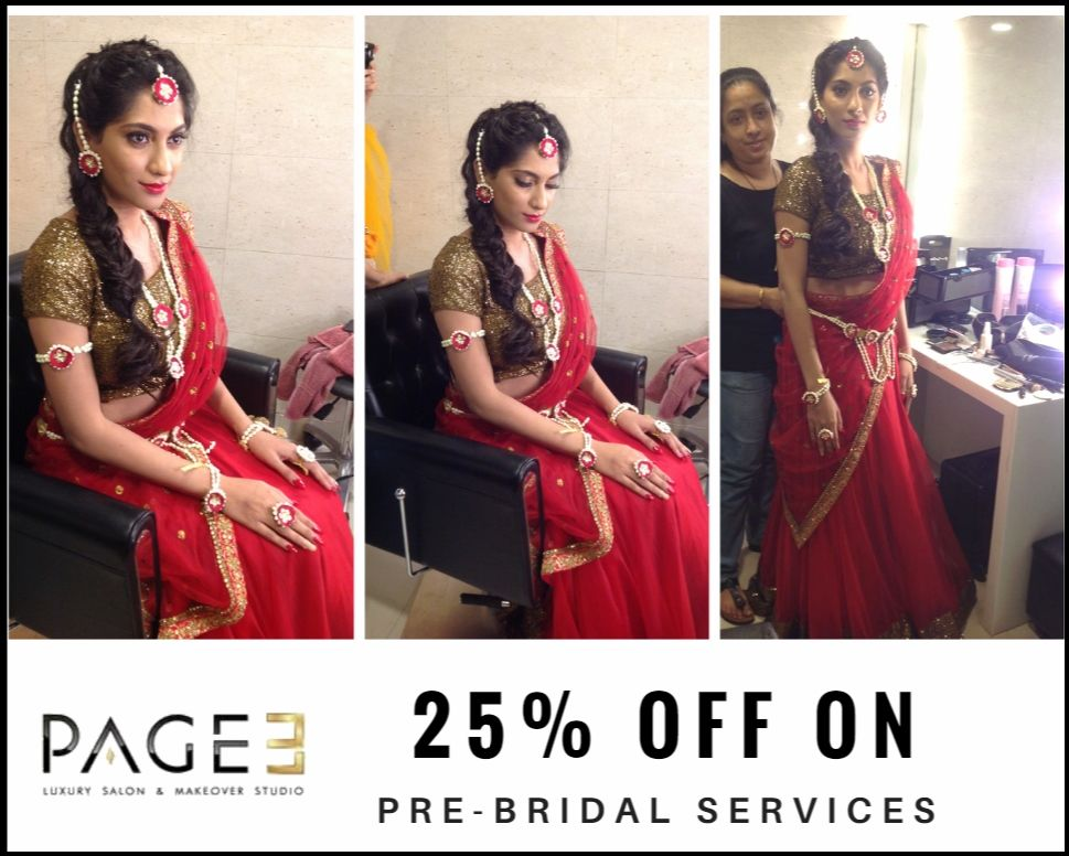 Page3luxurysalon Is One Of The Best Salon In Hyderabad We Have