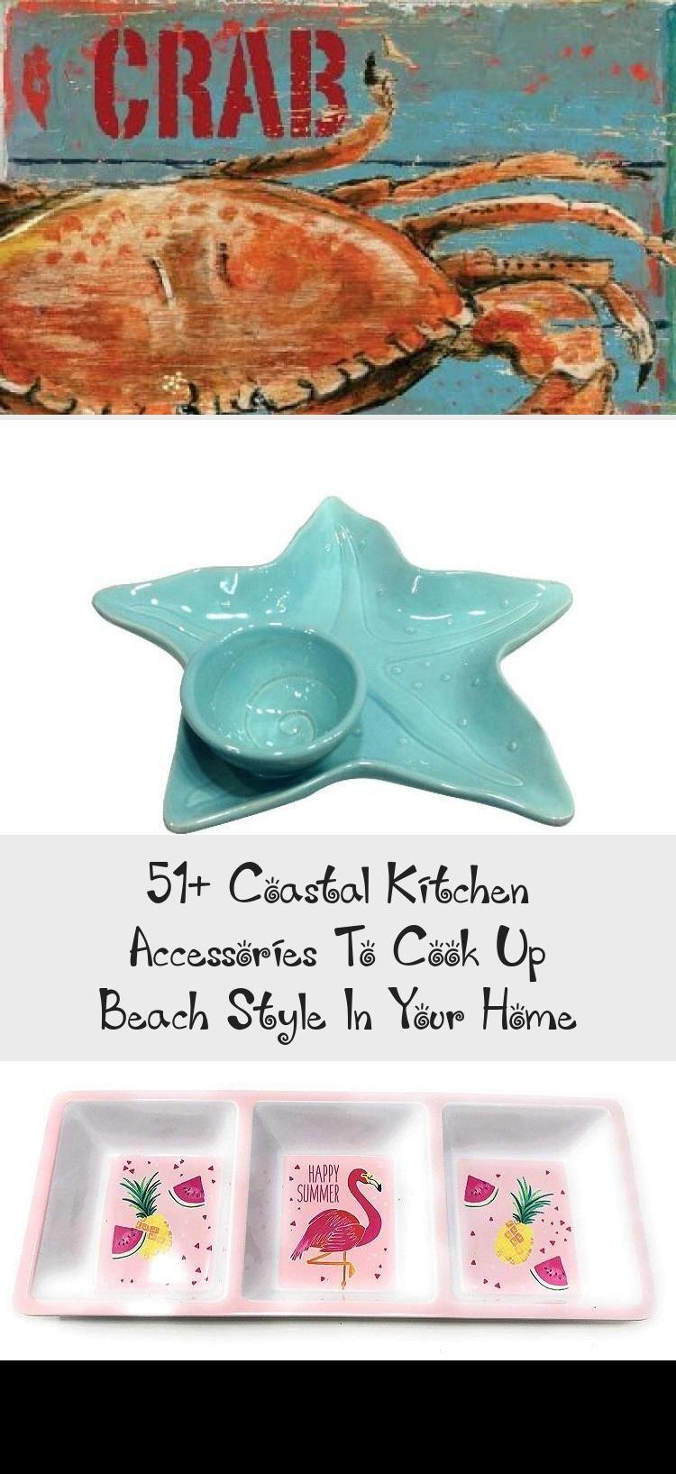 51+ Coastal Kitchen Accessories To Cook Up Beach Style In Your Home – KTCHN Kitchen