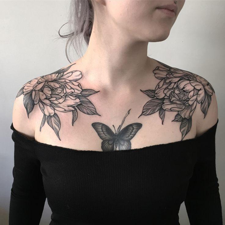 Schulterkappen: Shannon Eliott , #butterfly #Eliott #