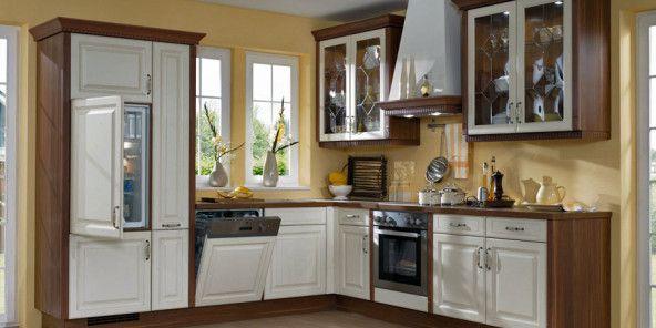 Küchen Rustikal landhaus küchen rustikal mit nostalgischer gemütlichkeit