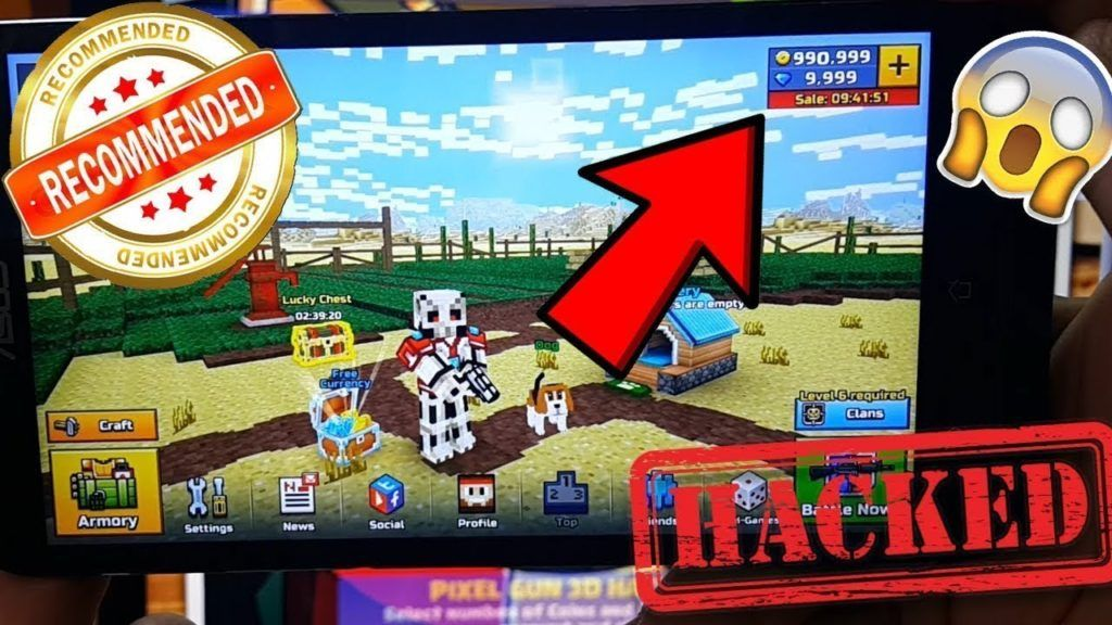 How To Get Free Coins In Pixel Gun 3d 2019