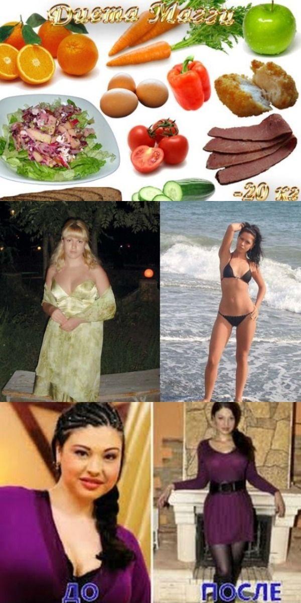 Все О Диете Магги. ДИЕТА МАГГИ - эффективное похудение для всех возрастов