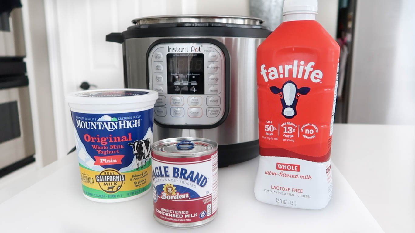 Instant Pot Yogurt Recipe Recipe Instant Pot Yogurt Instant Pot Yogurt Recipe Instant Pot