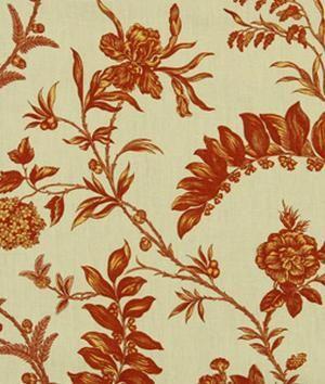 Robert Allen Sweetbay Spark Marigold - $47.3 | onlinefabricstore.net