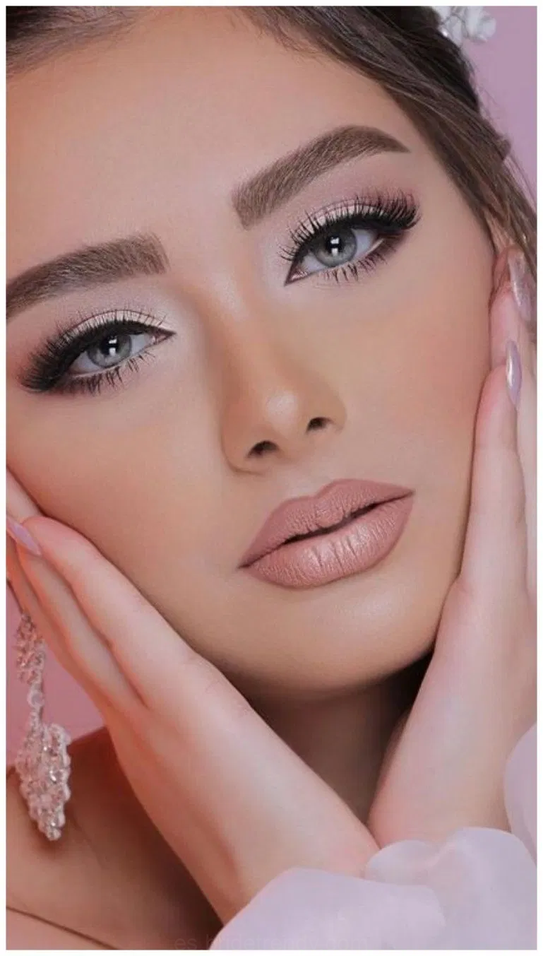 """40+ Top Rosa de Oro Ideas de Maquillaje Para Lucir Como una Diosa """" GALA de la Moda"""
