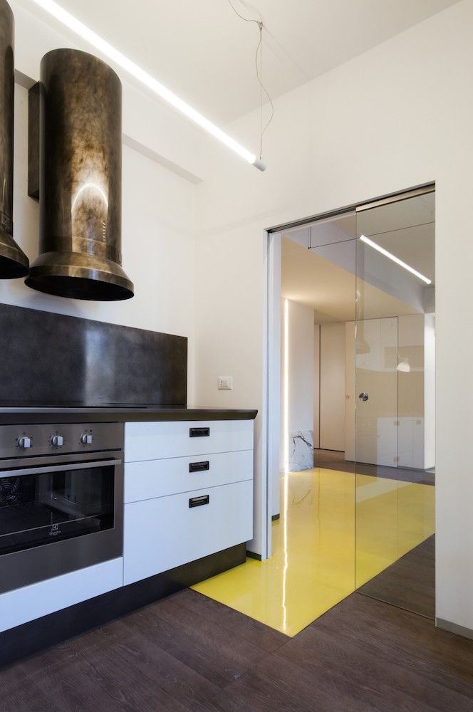 Ristrutturazione casa sul litorale di Roma Architettura