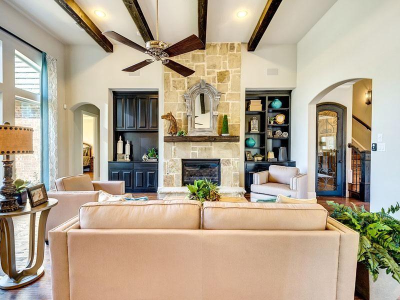 La Cantera | Custom Homes in Fort Worth TX | Kaden Homes ...
