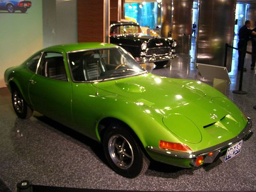 1973 Opel GT 1.