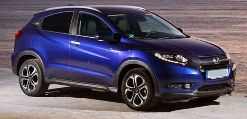 2019 Honda Hrv Hybrid Xle Is Actually Moving Forward And They Plan To Posture A Genuine
