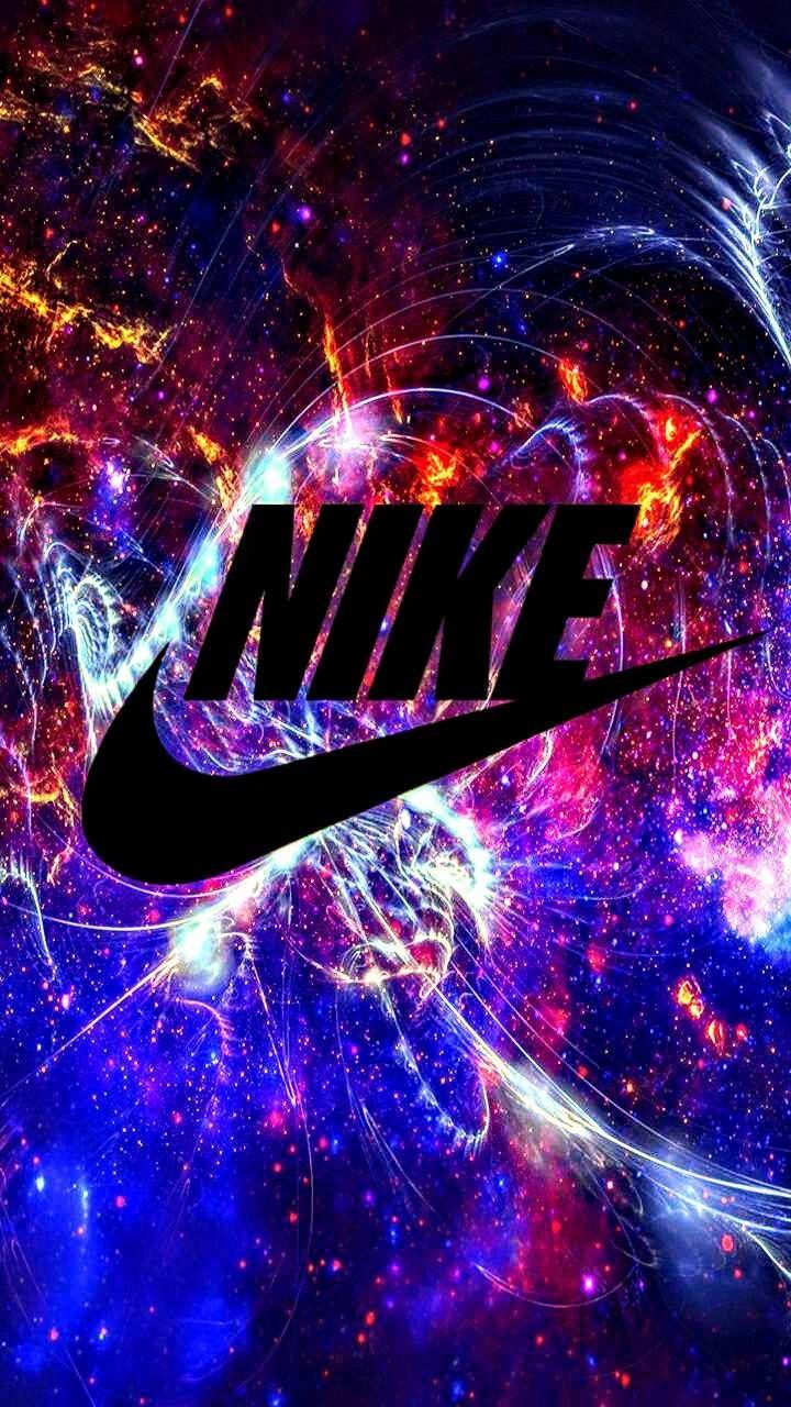 Nike Galaxy Nike Wallpaper Nike Wallpaper Iphone Nike Logo Wallpapers