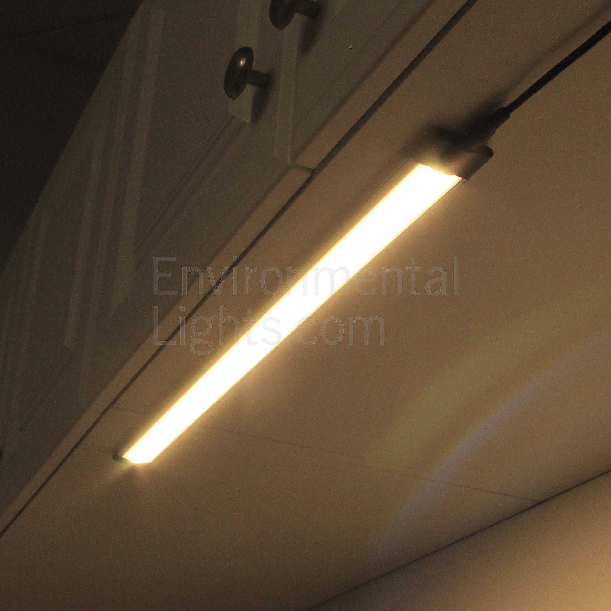 Modular Ultra Thin Led Under Cabinet Light With Diffuser And