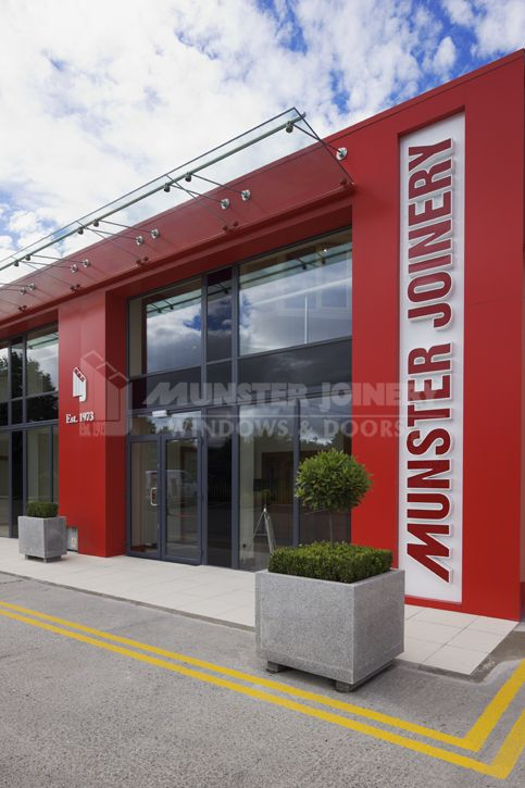 Our new Showroom - Munster Joinery - The professionals you can trust - Ireland\u0027s leading high performance energy saving window and door manufacturer & Our new Showroom   Windows and doors   Pinterest   Showroom Munster ...