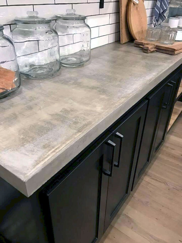 20 Options For Kitchen Countertops Concrete Countertops Kitchen