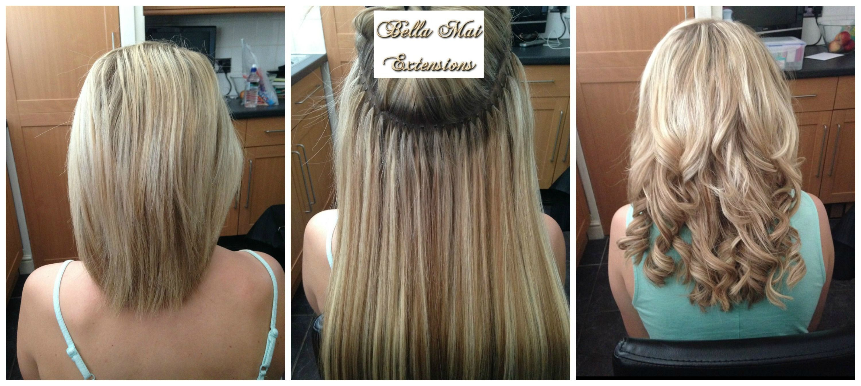 Nano Hair Extensionsdeos On My Website Extensions Shiz