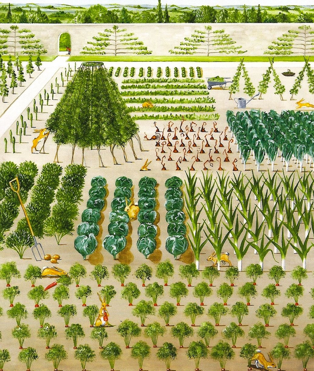 Potager Garden Blogs: Garden Planning, Garden Inspiration, Garden