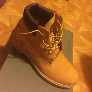 68% off Timberland Boots - Tim boots from Jasa s closet on Poshmark ... 1a1d1661153