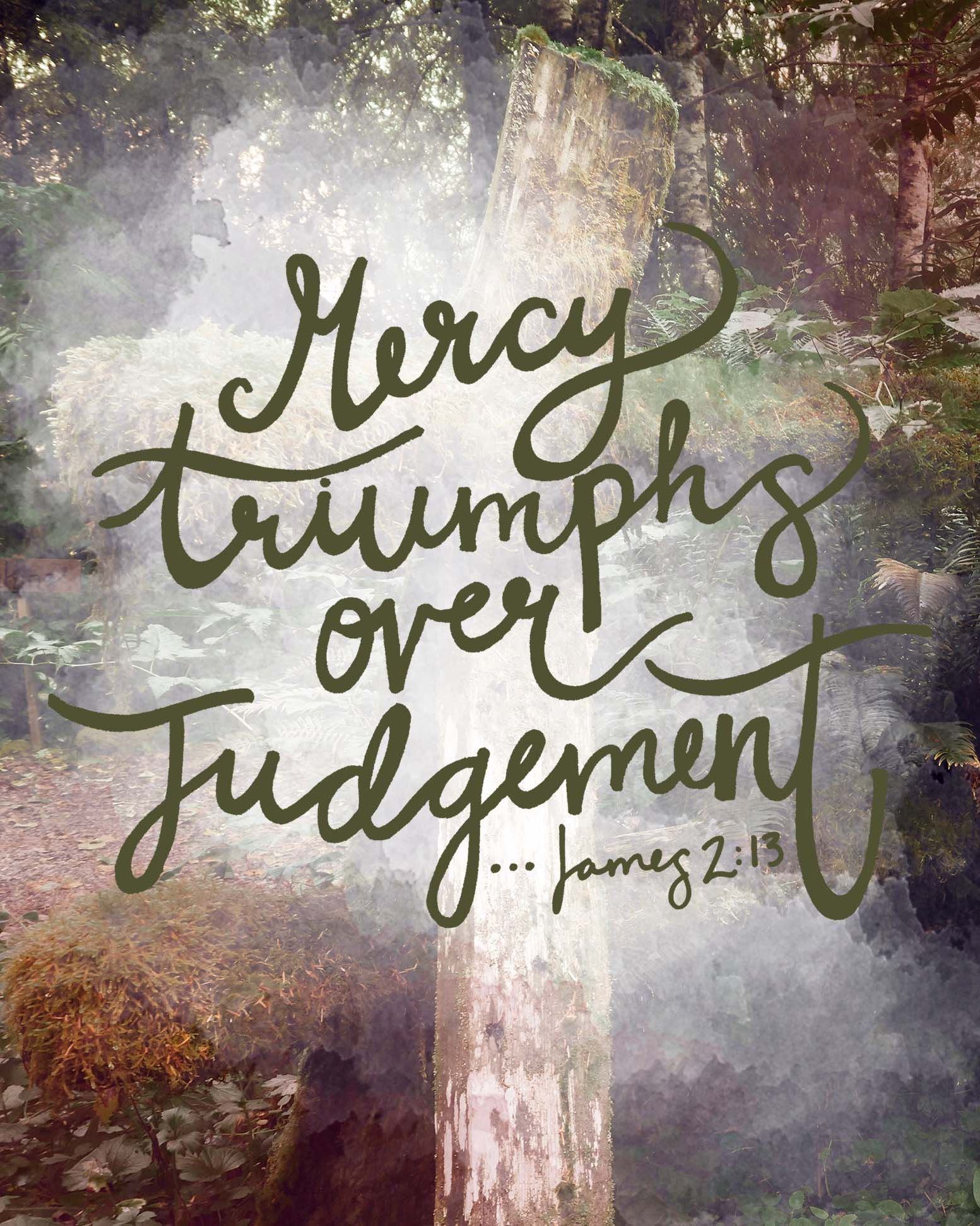 God's Mercy Quotes Inspiration God's Mercy Outweighs Your Troubles Word Of The