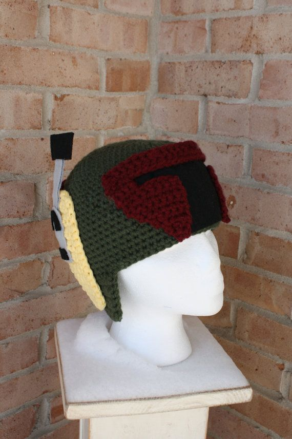 Star Wars Boba Fett EASY Crochet Pattern by HulaLoopDesigns ...