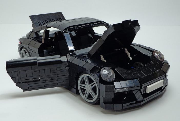 Lego Porsche 911 Carrera