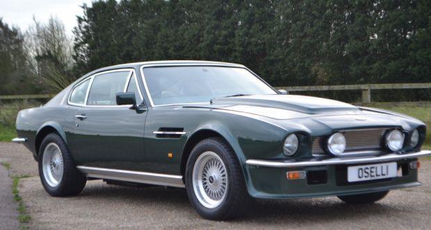1989 Aston Martin V8 Vantage Aston Martin V8 Aston Martin Vulcan Aston Martin