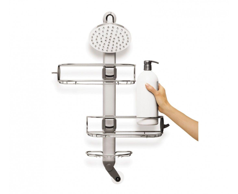 Shower Caddy With Swivel Hook | Bathroom Utensils | Pinterest | Utensils