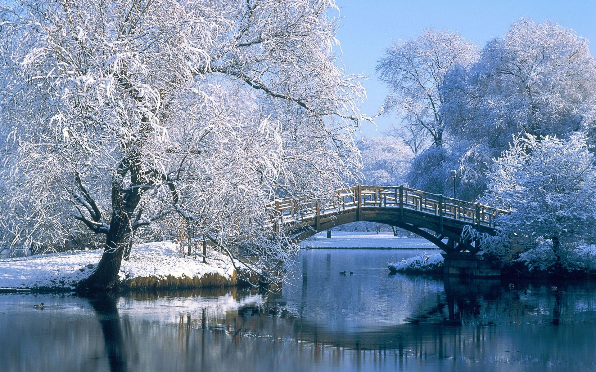 Winter Wallpaper For Pc Free Winter Wallpaper Winter Landscape Winter Wallpaper