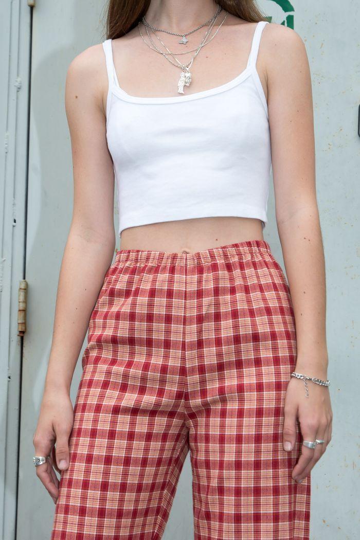 Celebrities like Kaia Gerber, Sofia Richie, and Lily-Rose Depp wear affordable basics form Brandy Me...