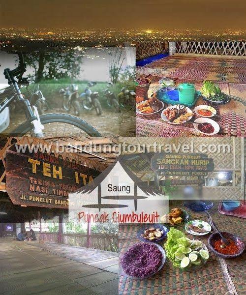 Punclut Bandung Puncak Ciumbuleuit Bandung Wisata Kuliner