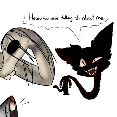 Siren Head X Cartoon Cat Google Search In 2021 Cartoon Cat Cartoon Cat Drawing Cartoon Dog