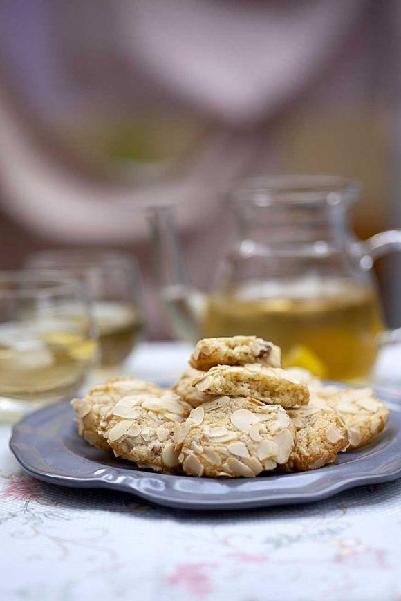 Cookie De Amendoa Mel E Limao Siciliano Receitas Biscoitos E