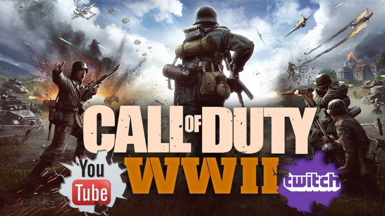Starting Call Of Duty WW2 Multiplayer Series Part 1 Hardcore