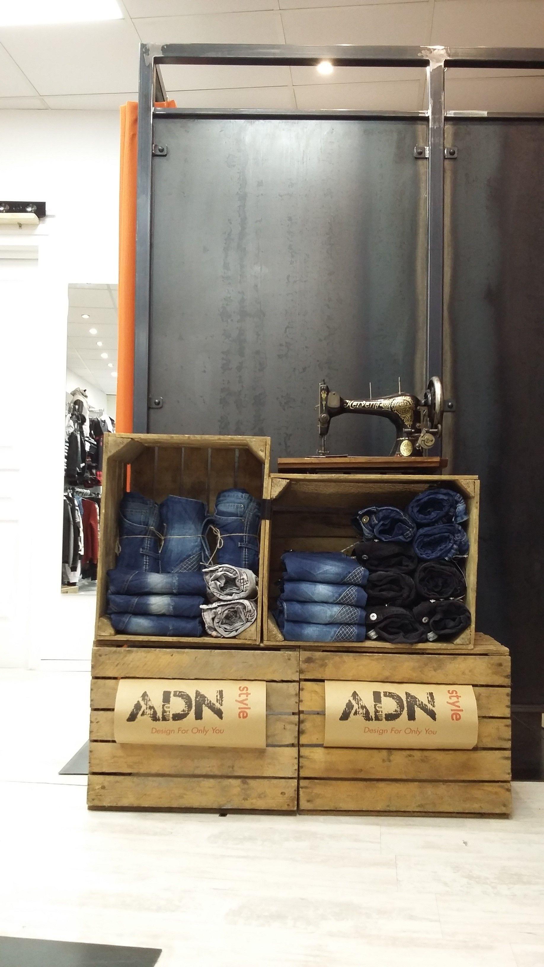ADN - boutique de vêtement | [ Ambiance ] - Boutique de vêtement ...