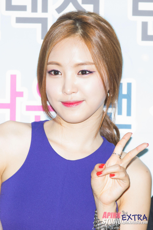 APink NaEun Korean Girl Groups, South Korean Girls, Pink Makeup, Oh Hayoung,