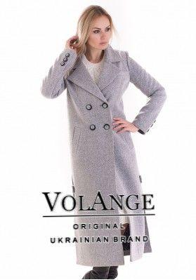53fb712ecac Демисезонное женское пальто VOL ange Дания