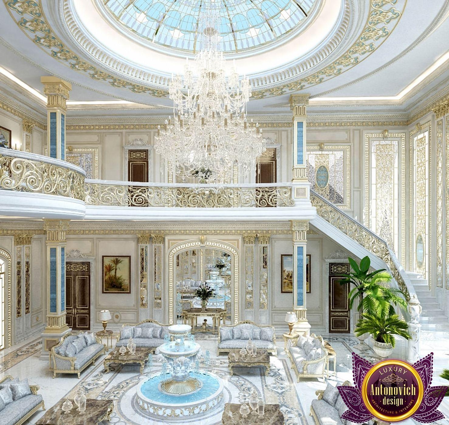 Royal Home Designs: Entrance Design In Dubai, Luxury Royal Main Entrance