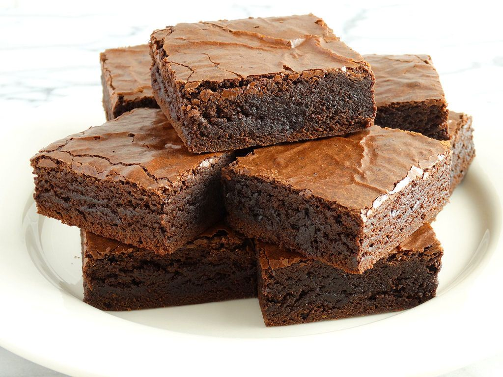 recipe: how to get flaky top on brownies [24]