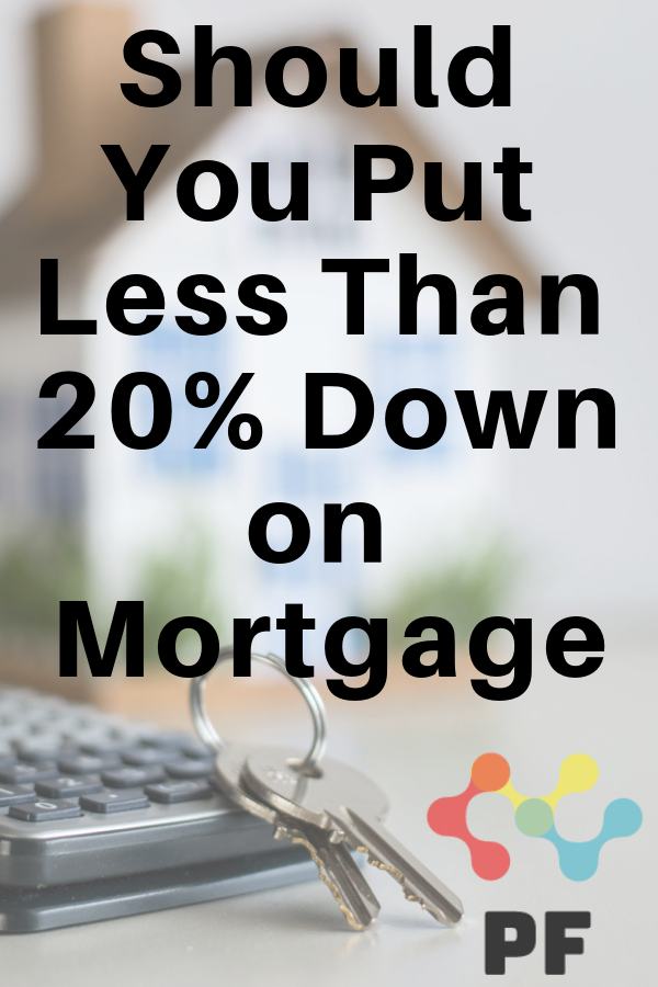 When Should You Put Less Than 20% Down Payment For ...