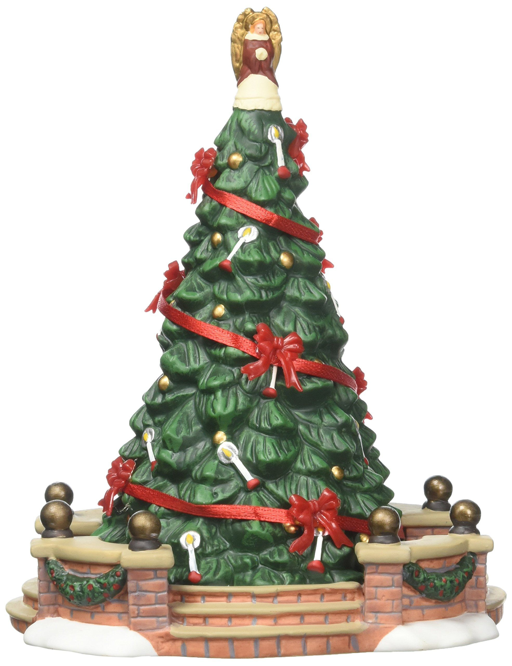 Department 56 Dickens Village Town Tree Accessory Figurine 6 5