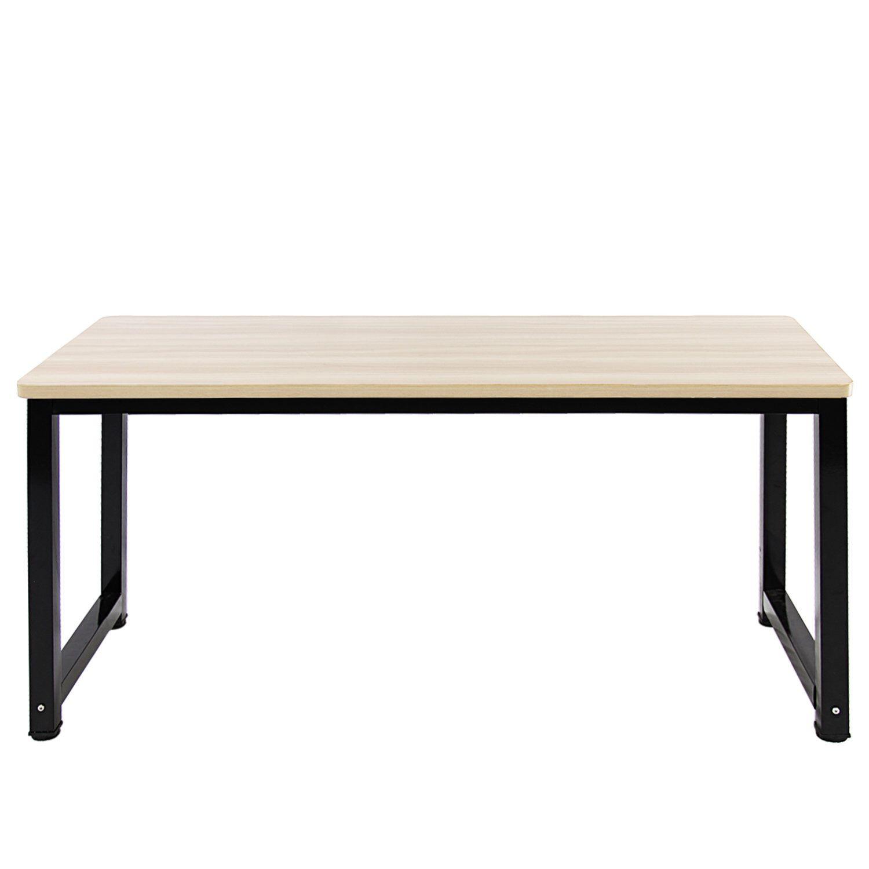 Byxbee Plain Desk Wood Office Desk Furniture Desk