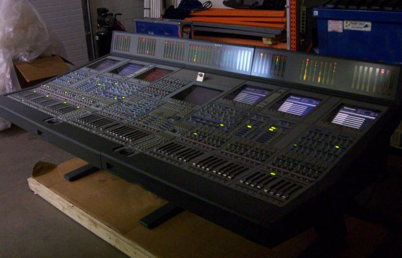 digital mixer boards how much is the sony oxford digital mixer going for sony20oxf r3nbc. Black Bedroom Furniture Sets. Home Design Ideas