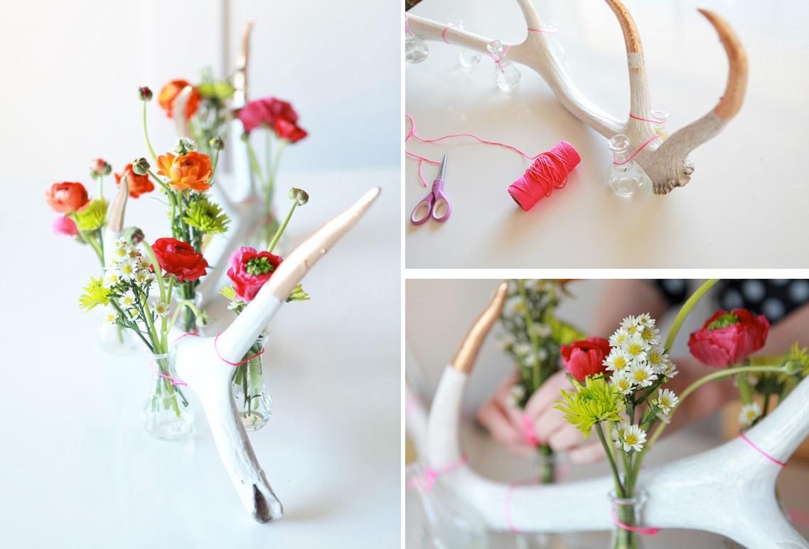 Zet je woonkamer in de bloemetjes met deze zomerse decoratie