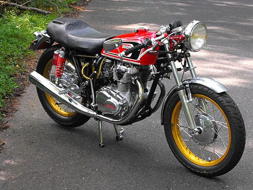 1975  Honda CB360T