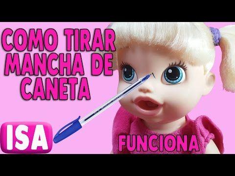 COMO TIRAR MANCHA DE CANETA DE BABY ALIVE   BRINCANDO COM ISA - https://t.co/DaN1AJT0Ql  - #Uncategorized https://t.co/Pcr2IRHiTq