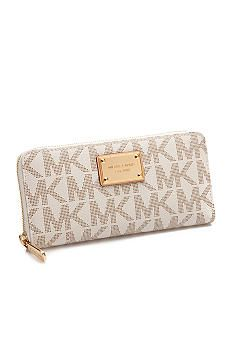 b7123b406a22 MICHAEL Michael Kors Monogram Wallet #belk #accessories | All About ...